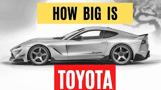 How Big is Toyota || 10 Facts - Toyota