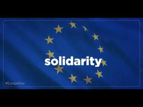 The EU is built on solidarity