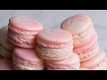 Download Youtube: Strawberry Cheesecake Macarons