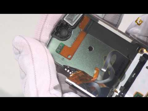 Ремонт Nokia 8800 Sirocco - замена дисплея в сборе