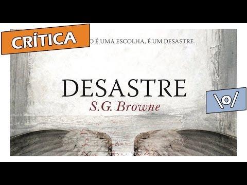 Crítica: Desastre, de S. G. Browne