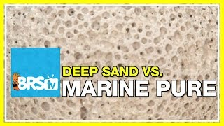FAQ #20: Why use MarinePure for filtration VS deep sand beds?