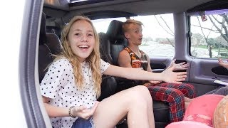 First Family Road Trip in the Vansion! Everything from Loose Teeth to Allergic Reactions!!