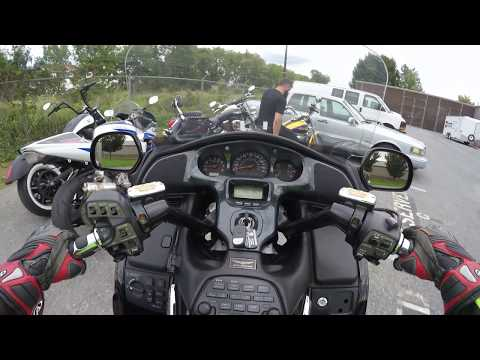 2006 Honda Gold Wing Audio / Comfort at Shreveport Cycles