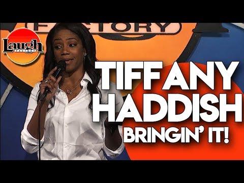 Tiffany Haddish Compilation   Bringin' It   Stand Up Comedy