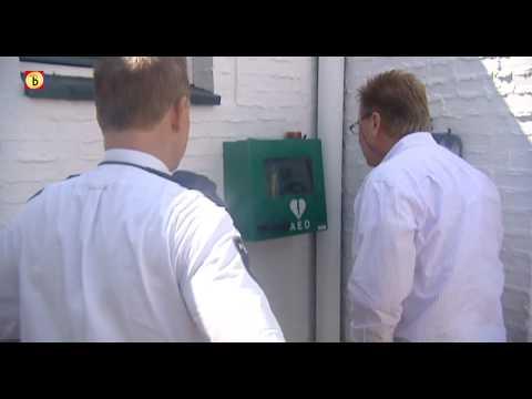 Acht defibrillatoren gestolen in gemeente Sint Anthonis