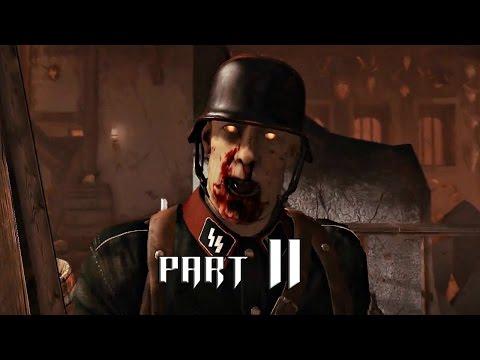 Wolfenstein The New Order Walkthrough - Wolfenstein: The Old Blood