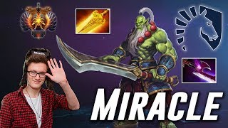 Miracle Juggernaut | Really difficult game.. | Dota 2 Pro Gameplay