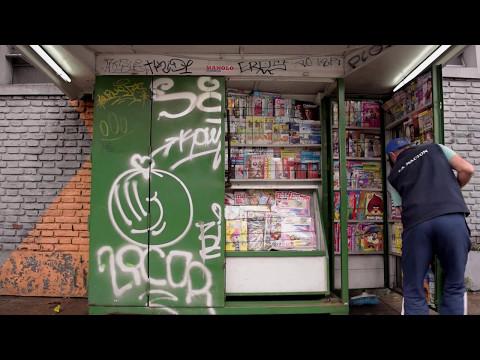Video: Celebración por el día del canillita