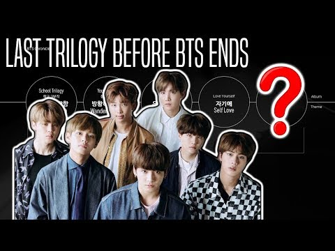 "LAST TRILOGY BEFORE BTS ENDS The ""Reflection Of Youth"" 
