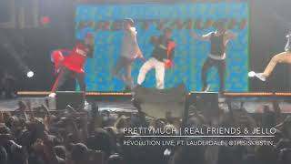 "PRETTYMUCH | ""Real Friends"" & ""Jello"" 