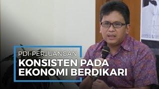 Hasto Kristiyanto Sebut PDI-Perjuangan Konsisten pada Sikap Politik Ekonomi Berdikari