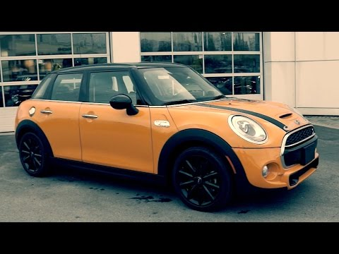 Review - 2015 Mini Cooper 5 Door