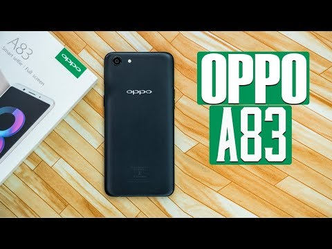 OPPO A83: Unboxing | First Look | Hands on | Launch | Price