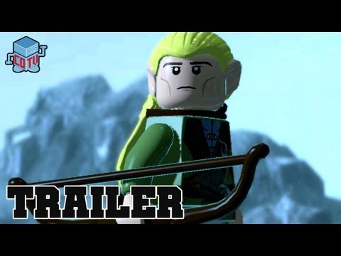 LEGO Lord of the Rings Steam Key GLOBAL - video trailer