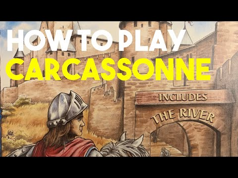 How to Play Carcassonne