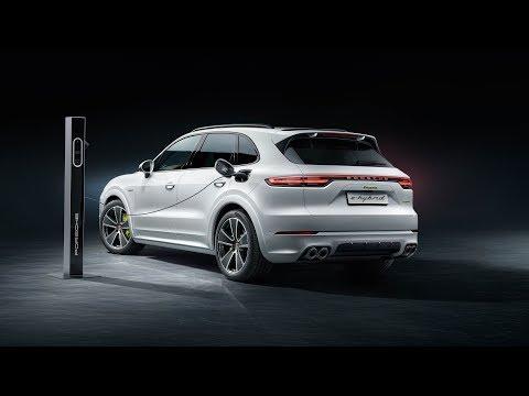 Cayenne híbrido é a novidade da Porsche no Brasil em 2019