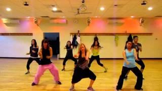 """""""Boomerang"""" Pitbull and Akon Dance Fitness with Medora.MOV"""