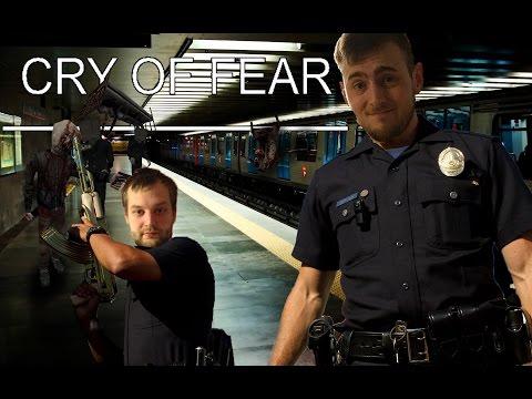Cry of fear CZ : Město hrůzy coop Kolage