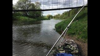 Рыбалка в подмосковье на реке истра