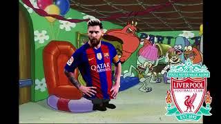UEFA Champions League 2018/2019 Semi-Finals (+ Viewers)! Portrayed By Spongebob