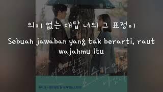 (Han/Indo Sub) Lirik Terjemahan Kassy - Nothing Left To Say (My Roommate Is a Gumiho OST)