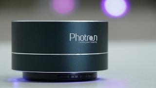 Photron P10 Wireless Portable Bluetooth Speaker UNBOXING & REVIEW | Kholo.pk