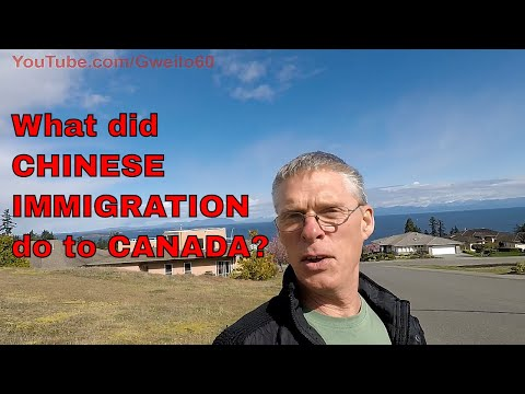 Chinese Money = Canadian Homes (видео)