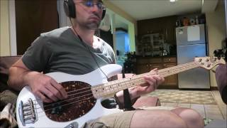 Red Dress - TV on The Radio - Bass Cover