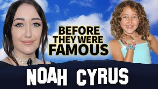 NOAH CYRUS | Before They Were Famous | Biography