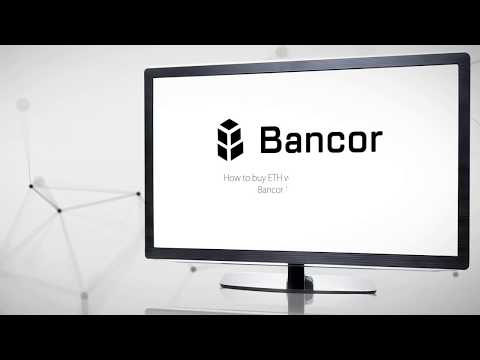 Buy ETH on the Bancor Network Using a Credit Card