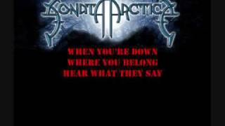Sonata Arctica - 8th Commandment (lyrics)