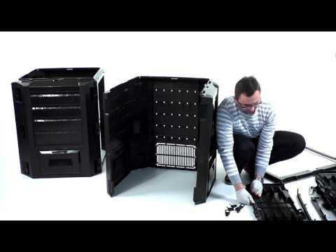 Komposta kaste IKLM-800C