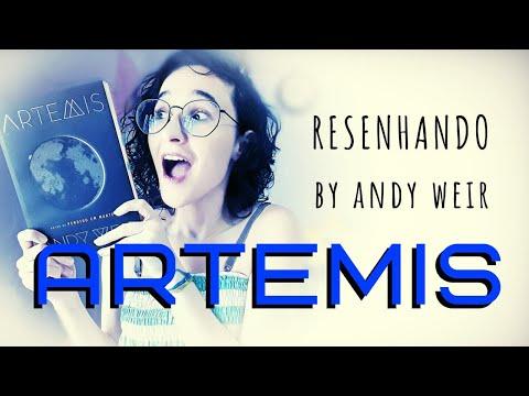 RESENHANDO    Artemis by Andy Weir