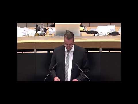 Plenarrede: Flüchtlingsbürgen zur Kasse bitten