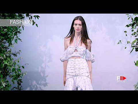 JONATHAN SIMKHAI Spring Summer 2019 New York - Fashion Channel
