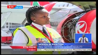 International Women's Day: Celebrating women  in Aviation