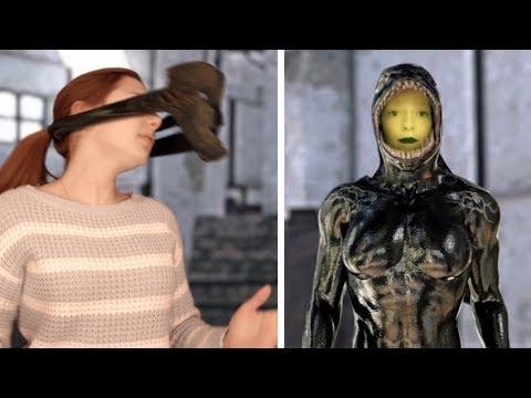 Download The MASK Girl - Returns 6 (She-VENOM Mask, Copy) Fortnite Dance (Full Short) HD Mp4 3GP Video and MP3