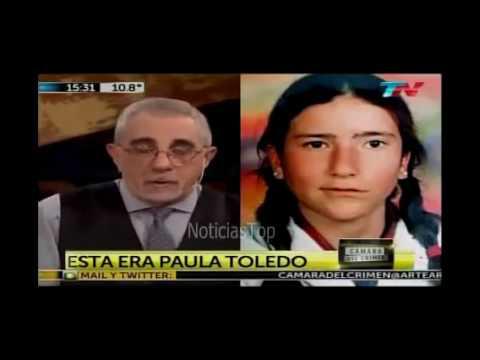 Download Camara del Crimen Caso Paula Toledo COMPLETO HD Mp4 3GP Video and MP3