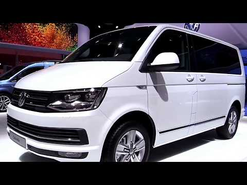 Volkswagen Caravelle WE Special First Impression Lookaround Review