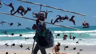 Остров Самуи 2018. Пляж Чиавенг. Samui Island 2018. Chaweng Beach.