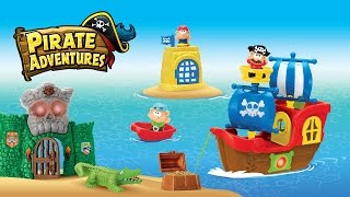 "Набор Пиратские приключения (свет, звук) от компании Интернет-магазин ""Timatoma"" - видео"