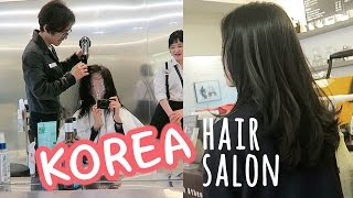 KOREA DIARY | GETTING HAIR DONE IN SEOUL! + SCAR LASER TREATMENT!