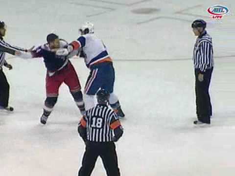 Matt Martin vs. Dane Byers
