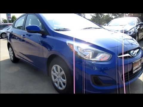 2014 Hyundai Accent GLS 4DR Full Review