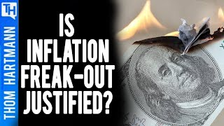 Why the Hysteria About Inflation? (w/ Professor Richard Wolff)