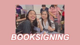 1ST BOOKSIGNING