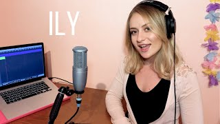 Surf Mesa - ily (i love you baby) (feat. Emilee) | Monica Bejenaru | cover