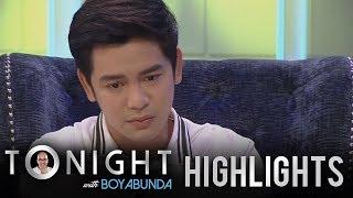 TWBA: Joshua sheds tears as he opens up about his misunderstanding with Julia