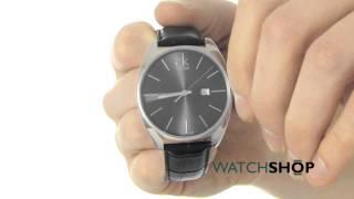 Calvin Klein Mens Exchange Watch (K2F21107)
